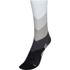 Alé Cycling Diagonal Digitopress Q-Skin Socks 16cm Men grey